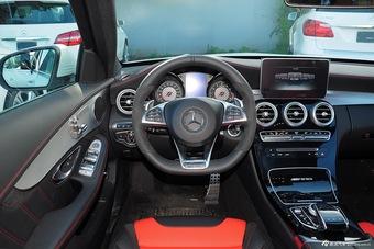 2015款 AMG C63
