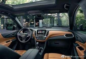 矛头瞄向昂科威/自由光.雪佛兰发布全新中型SUV