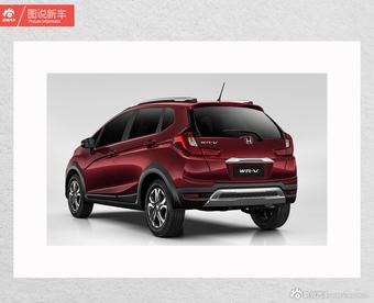 本田最便宜SUV正式亮相发布