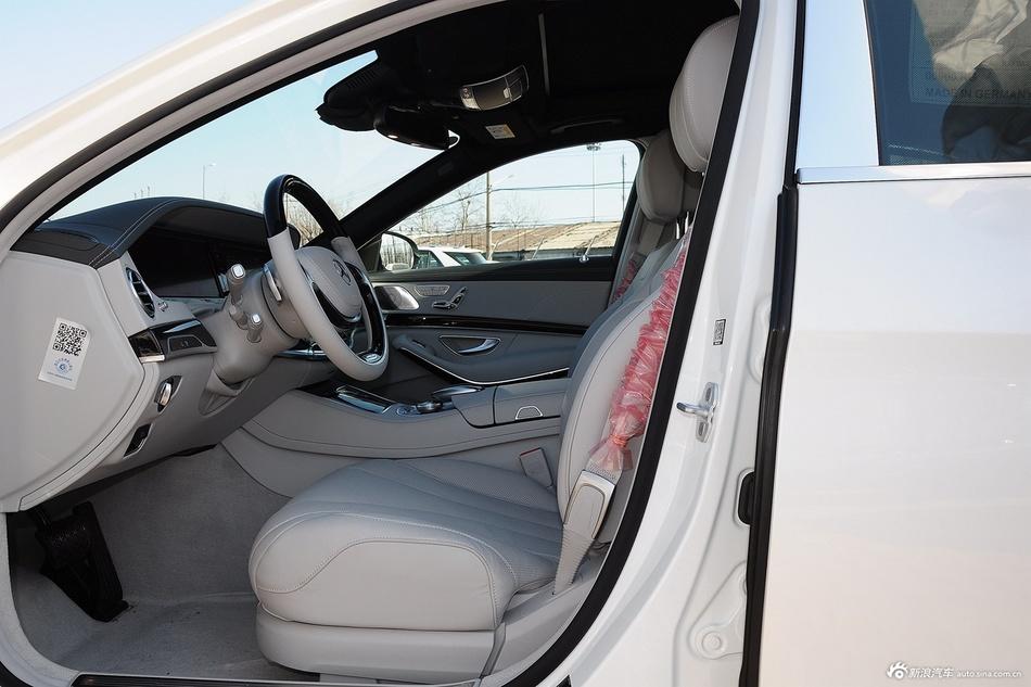 2015款迈巴赫S级S400 4MATIC