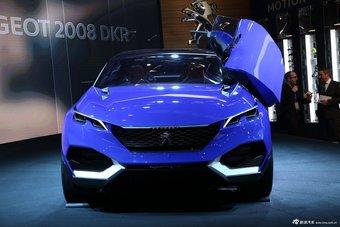 2015上海车展:标致Quartz