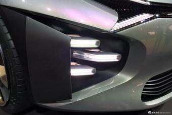 科技感十足 雪铁龙CXPERIENCE概念车