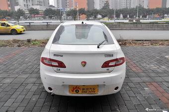 2012款莲花L5三厢1.8L手动风尚版流光白