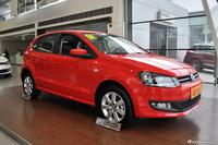 2013款POLO1.6L自动舒适型红色