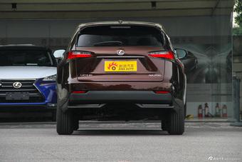 2015款雷克萨斯NX 2.0L自动200前驱锋行版