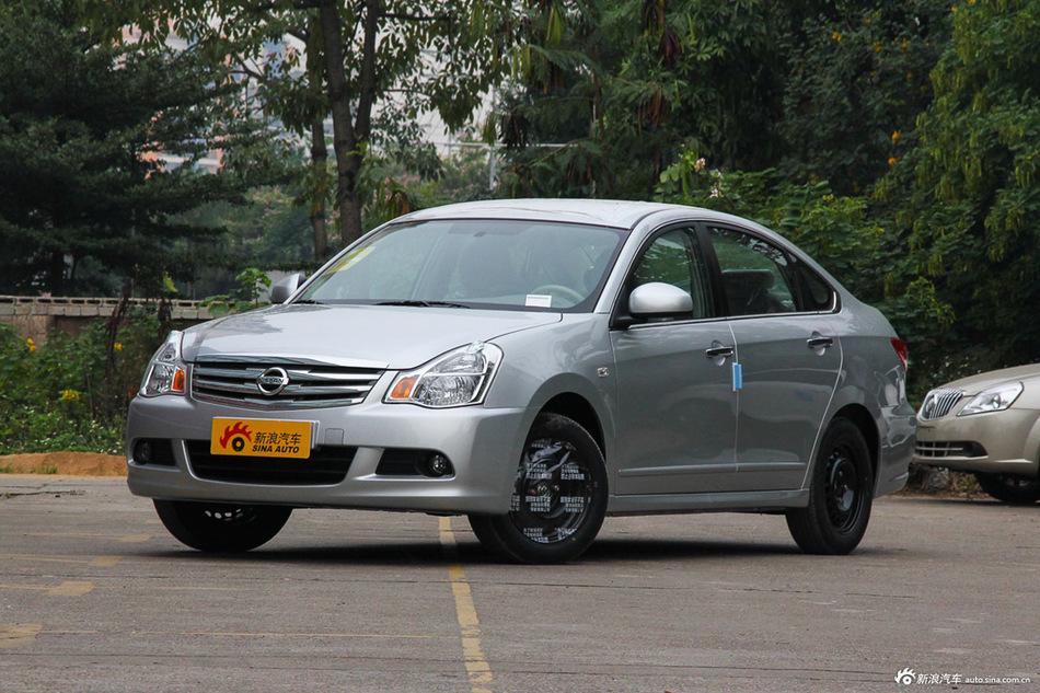 2012款轩逸 1.6L手动经典EX舒适版