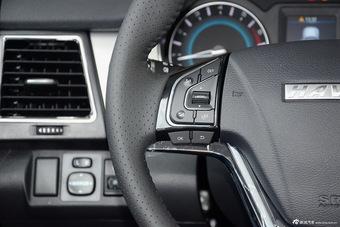 2017款哈弗H2 1.5T自动两驱精英型红标