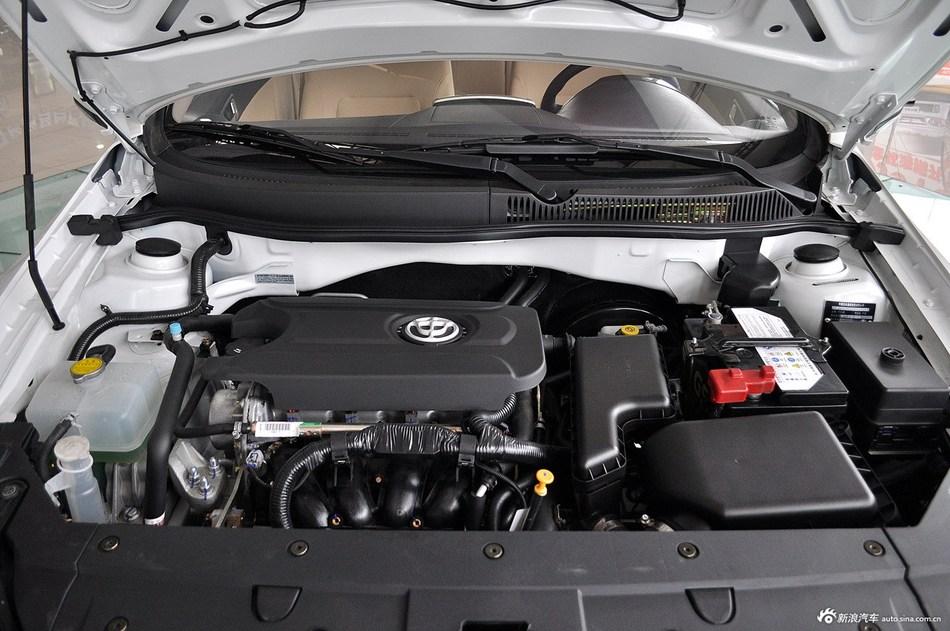 2013款中华H330 1.5L手动舒适