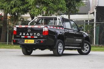 2016款中兴威虎TUV 2.8T手动五十铃柴油两驱豪华型