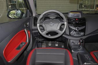2015款海马S5 1.5T手动豪华型运动版