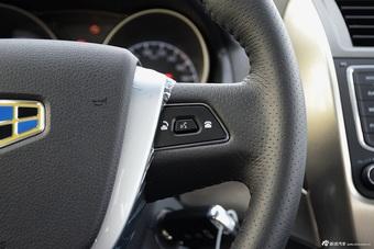 2015款吉利GX7 1.8L手动运动版新精英型升级版国V