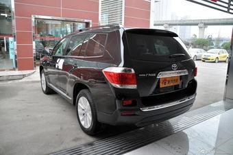 2012款汉兰达3.5L自动四驱豪华版7座