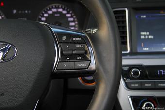 2015款索纳塔九 1.6T自动 GLX领先型