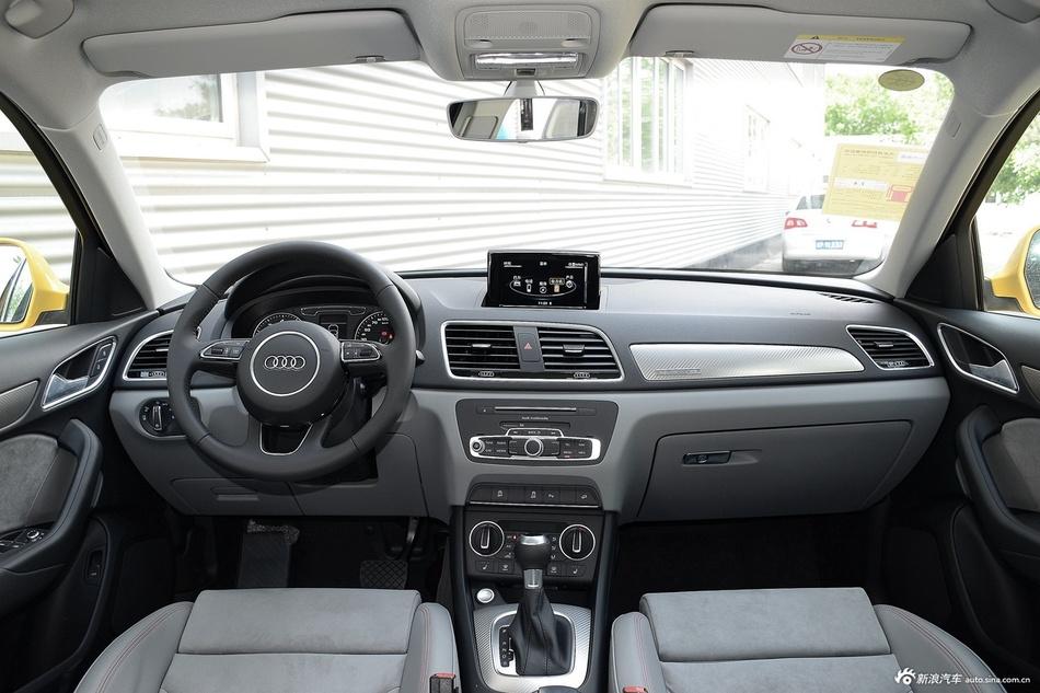 2016款奥迪Q3 2.0T自动quattro全时四驱35TFSI风尚型