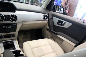 2013款奔驰GLK300 4MATIC 动感型(天窗版)到店实拍
