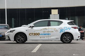 2014款雷克萨斯CT 1.8L自动200h F-Sport双色