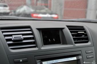 2012款汉兰达2.7L自动两驱精英版5座