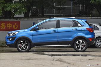 2015款北汽绅宝X25 1.5L自动精英型
