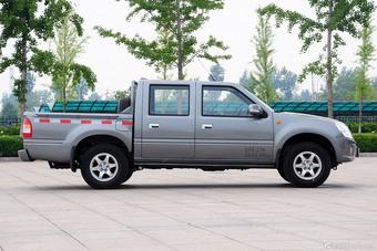 2015款萨普V 2.2L CNG双燃料皮卡