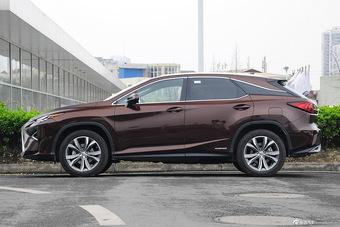 2016款雷克萨斯RX 3.5L自动450h四驱尊贵版
