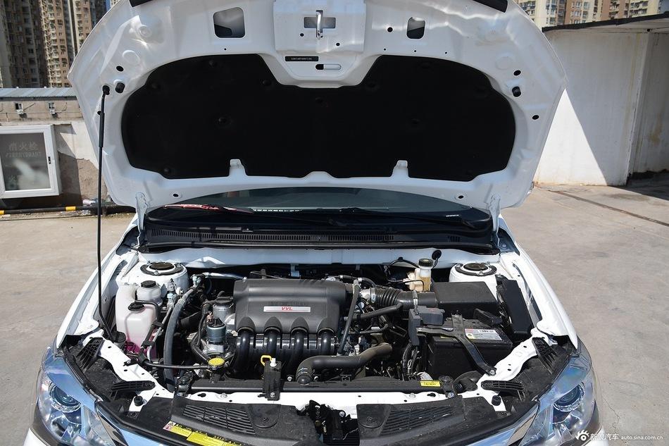 2016款比亚迪F3 1.5L手动豪华型