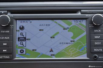 2013款骊威1.6XL CVT豪华版