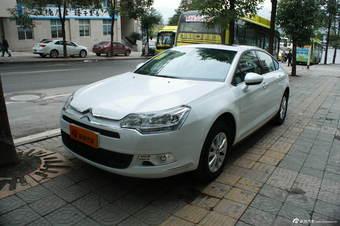 2012款东风雪铁龙C5