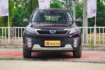 2016款昌河Q35 1.5L自动炫智版