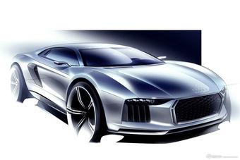 奥迪Nanuk Quattro概念车官方图