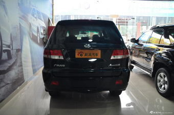 2012款奥轩G5 2.4L手动精英版四驱