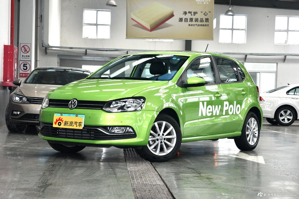 2014款Polo 1.6L自动豪华版
