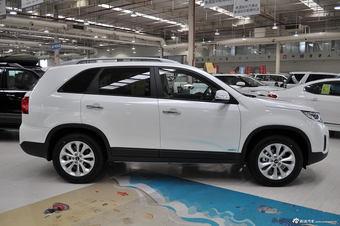 2013款索兰托2.4L自动汽油豪华版7座