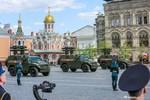 盘点:俄纪念二战胜利71周年阅兵场上的军车