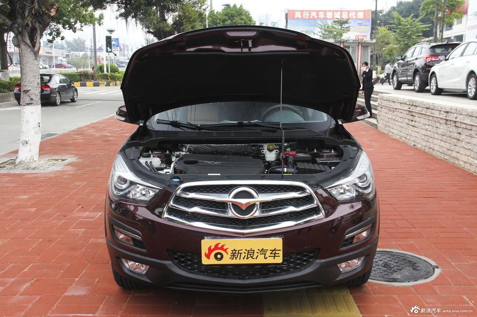 2015款海马S5 1.5T自动豪华型