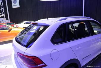 跨界车成新潮流.大众推全新车型Cross桑塔纳