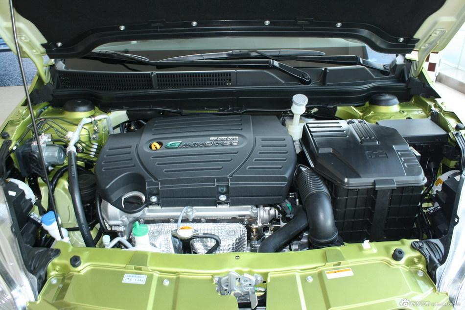 2014款铃木S.CROSS锋驭1.6L手动精英型