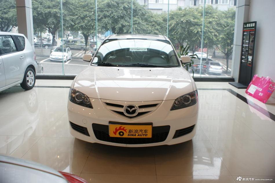 2012款马自达3经典款1.6L自动标准版