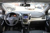 2014款柯兰多2.0L 汽油两驱自动豪华导航版到店实拍