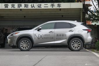 2015款雷克萨斯NX 200全驱锋尚版
