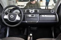 2012款smart fortwo 1.0 MHD敞篷激情版