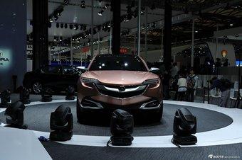 讴歌概念车SUV-X