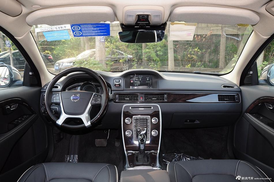 2015款沃尔沃S80L 2.0T T5智尊行政版