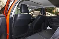 2015款雷凌1.6G CVT橙色限量版