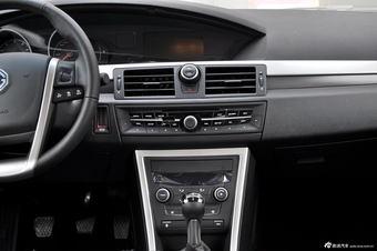 2014款MG6 1.8T掀背手动性能版