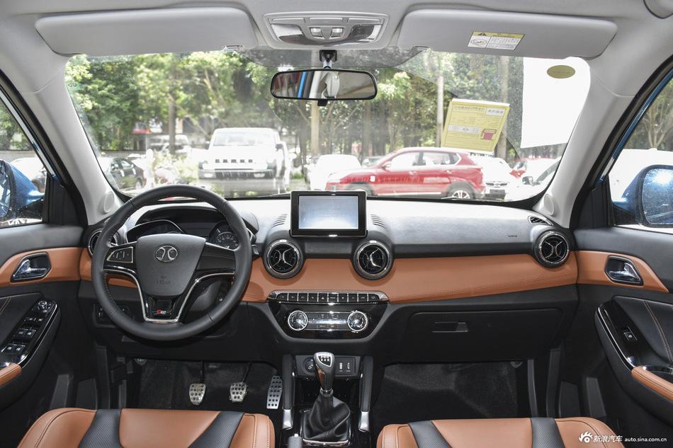 2016款北汽绅宝X35 1.5L手动豪华版
