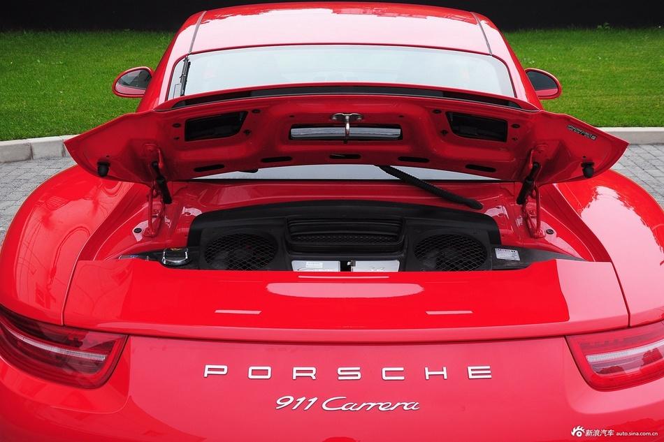 2013款911 carrera 4 3.4L