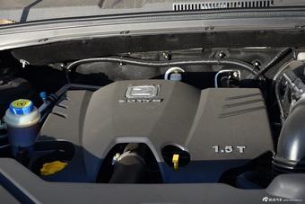 2015款众泰T600 1.5T手动旗舰型