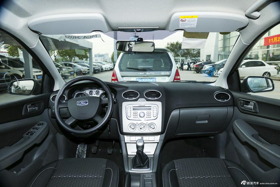 2013款福克斯两厢经典1.8L手动基本型