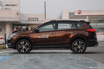 2013款丰田RAV4 2.5L自动尊贵版