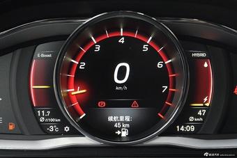 2015款沃尔沃S60L 2.0T自动 E驱混动 智越版